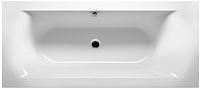 Ванна акриловая Riho Linares 170x75 R / BT44005 (с ножками) -