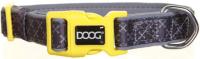 Ошейник DOOG Odie / COLGYC-XS (серый/желтый) -