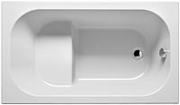 Ванна акриловая Riho Petit 120 / BZ25005 (с ножками) -