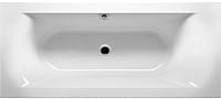 Ванна акриловая Riho Linares 180x80 R / BT46005 (с ножками) -