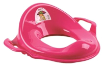 Детская накладка на унитаз Dunya 11107 (розовый/малиновый) -