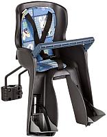Детское велокресло STG YC-699 / Х98857 (черный) -
