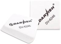 Ластик Darvish DV-6246 (белый) -