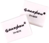 Ластик Darvish DV-6235 (белый) -