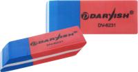 Ластик Darvish DV-6231 (синий/красный) -