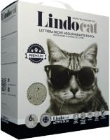 Наполнитель для туалета LindoCat Active Plus / 1014/LC (6л) -