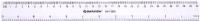 Линейка Darvish DV-12020 (30см) -
