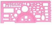 Трафарет Darvish DV-12030 (20см) -