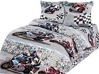 Комплект постельного белья АртПостель Супербайк 112 -