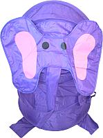 Корзина Ausini VT174-1064 со слоном (фиолетовый) -