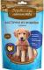 Лакомство для собак Деревенские лакомства Косточки из индейки с рисом (85г) -