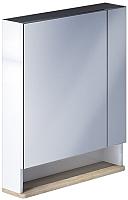 Шкаф с зеркалом для ванной Iddis Carlow CAR7000i99 -