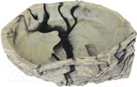 Кормушка для рептилий Lucky Reptile Granite / WDG-3 -