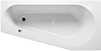 Ванна акриловая Riho Delta 150 L / BB81005 (с ножками) -