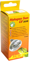 Набор ламп-обогревателей для террариума Lucky Reptile Halogen Sun / HSL-20 (2шт) -