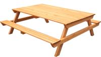 Скамья-стол садовая Можга Р943.2 -