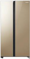 Холодильник с морозильником Samsung RS62R50314G/WT -