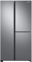 Холодильник с морозильником Samsung RS63R5571SL/WT -