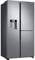 Холодильник с морозильником Samsung RS68N8670SL/WT -