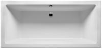 Ванна акриловая Riho Lusso 180x90 / BA77005 (с ножками) -