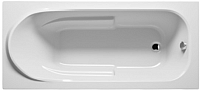 Ванна акриловая Riho Columbia 140 / BA05005 (с ножками и экраном) -