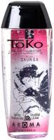 Лубрикант-гель Shunga Toko Aroma со вкусом клубники и шампанского / 276401 (165мл) -