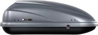 Автобокс Modula Travel Easy 370 (антрацит) -