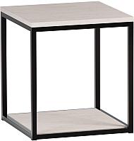 Журнальный столик Loftyhome Саутфилд 2 / ST020215 (дуб беленый) -