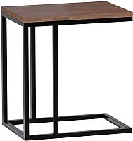 Приставной столик Loftyhome Саутфилд 4 / ST020411 (дуб коричневый) -