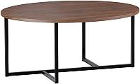 Журнальный столик Loftyhome Саутфилд 6 / ST020611 (дуб коричневый) -