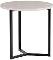 Журнальный столик Loftyhome Саутфилд 7 / ST020715 (дуб беленый) -