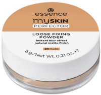 Фиксирующая пудра для лица Essence My Skin Perfector Loose Fixing Powder тон 20 (6г) -
