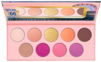 Палетка теней для век Essence Hey L.A. Eyeshadow Palette тон 06 (13.5г) -