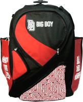 Рюкзак спортивный Big Boy Elite Line Junior / BB-BACKPACK (красный) -