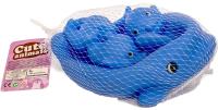 Набор игрушек для ванной Ausini Кит / 347 -