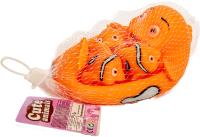 Набор игрушек для ванной Ausini Рыбка / 336 -