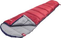 Спальный мешок Jungle Camp Active 300 / 70923 (синий/красный) -