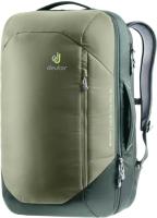 Рюкзак туристический Deuter Aviant Carry On Pro 36/ 3510220 2243 (Khaki/Ivy) -