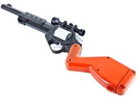 Автомат игрушечный Форма С оптическим прицелом / С-110-Ф -