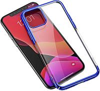 Чехол-накладка Baseus Glitter для iPhone 11 Pro / WIAPIPH58S-DW03 (синий) -