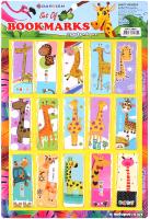 Набор закладок Darvish Животные / DV-11879 -