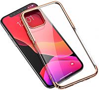 Чехол-накладка Baseus Glitter для iPhone 11 Pro / WIAPIPH58S-DW0V (золото) -