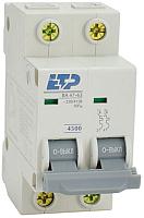 Выключатель автоматический ETP BA 47-63 2P 6A (B) -