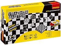 Набор настольных игр Bondibon Удачная партия / ВВ0684 -