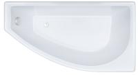 Ванна акриловая Triton Бэлла 140x75 L (с каркасом, экраном и сифоном) -