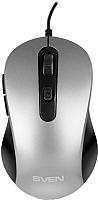 Мышь Sven RX-114 (черный) -