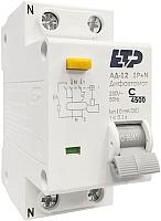 Дифференциальный автомат ETP АД-12 1P+N 10A/30мА (B) / 19020 -