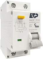 Дифференциальный автомат ETP АД-12 1P+N 16A/30мА (B) / 19021 -