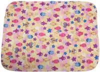 Многоразовая пеленка для животных Hippie Pet UPB-101-7090-4 (70x90) -