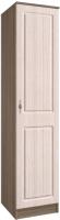 Шкаф-пенал ДСВ Ницца Ш 450.1 (сандал/ясень шимо темный) -